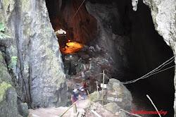 Pintu masuk ke gua