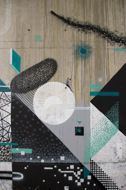 Street Art Collaborations By Xuan Alyfe And Nelio In Somao And Aviles, Spain. 3