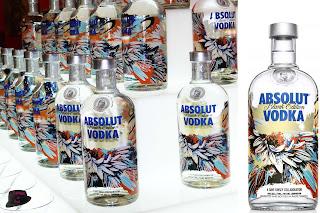 Absolut Vodka Dave Kinsey