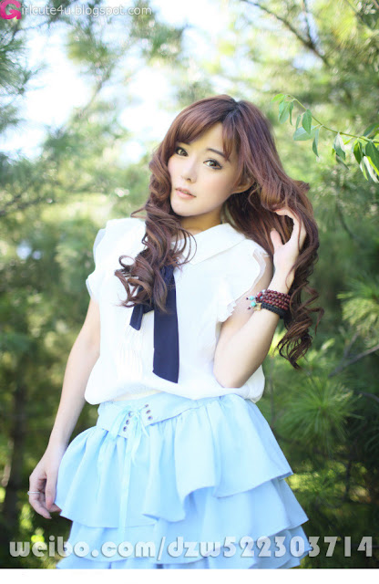 4 Duan Zhi Wei Lang - cute sweetheart-Very cute asian girl - girlcute4u.blogspot.com