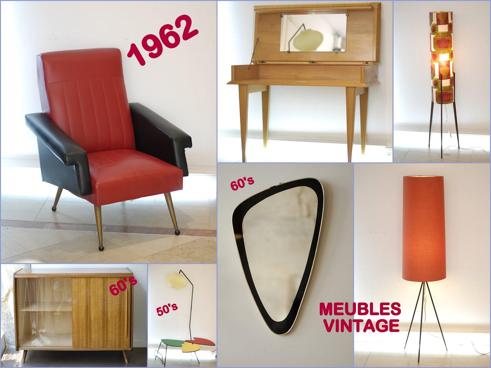 Generation1962 voici une petite selection de meubles for Meubles nouveau concept