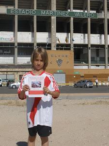 2012: MI LIBRO EN ELCHE, ESPAÑA