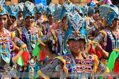 Aliwan Fiesta 2013 Pasaka Festival of Tanauan, Leyte