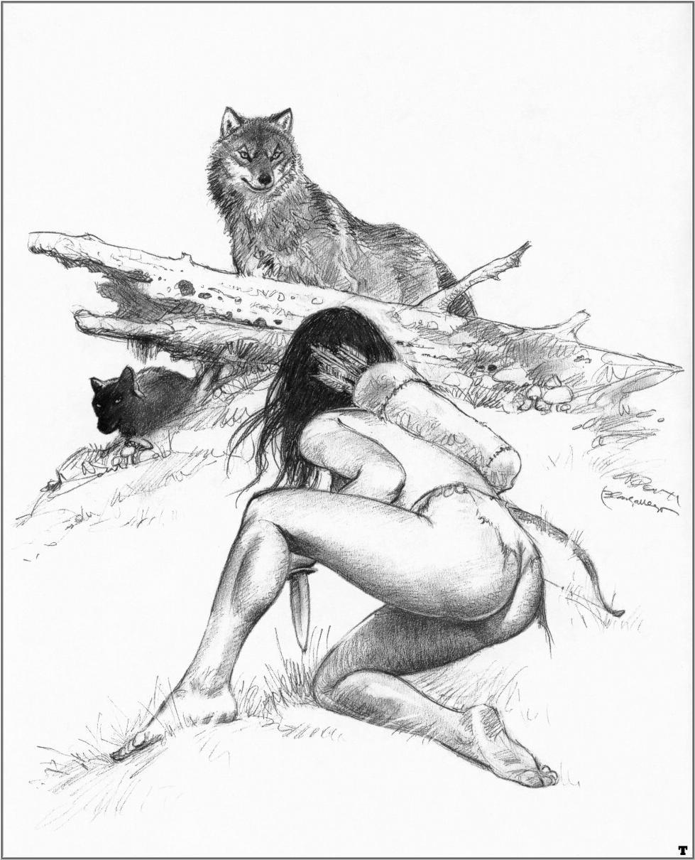 Эротические иллюстрации и рисунки 12 фотография