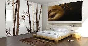C mo decorar habitaciones estilo zen dormitorios con estilo - Habitacion estilo zen ...