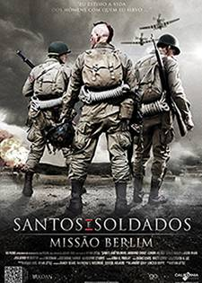 Download Santos e Soldados Missão Berlim RMVB Dublado + AVI Dual Áudio + Torrent
