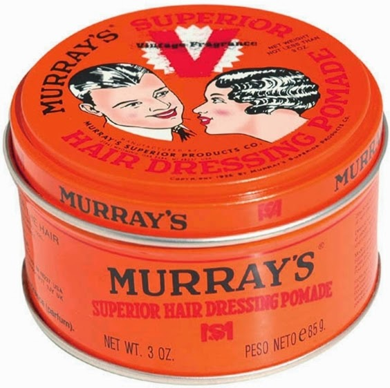 MURRAY'S - MURRAY'S SUPERIOR VINTAGE SPECIAL EDITION POMADE