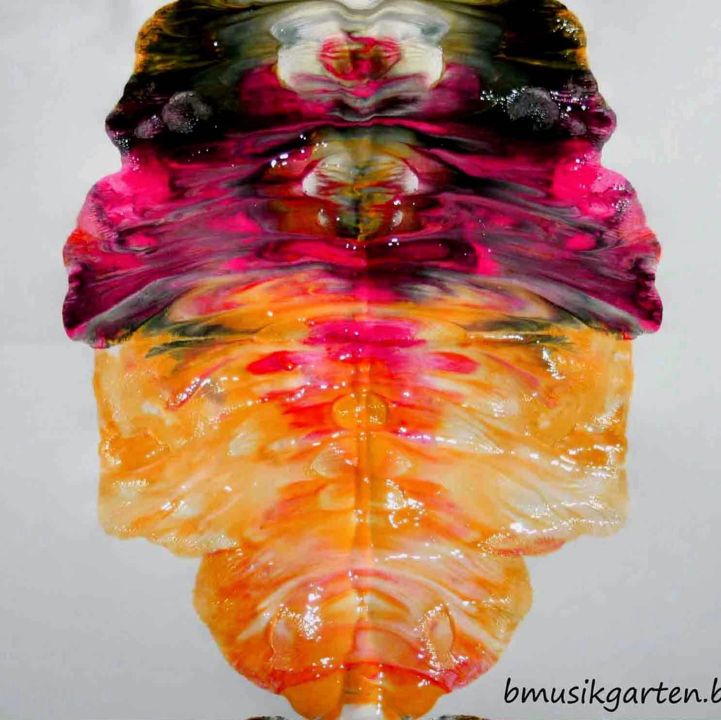 Arte simétrico. 5 ideas y actividades para niños | Beatriz musikgarten