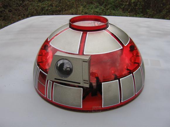 Meerkat Six Star Wars 1981 Jetta Art Car - JR-T7