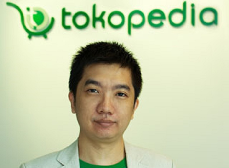 Pendiri Tokopedia, William Tanuwijaya