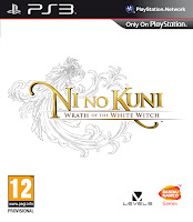 Ni No Kuni: Wrath of the White Witch (Repack) – PS3