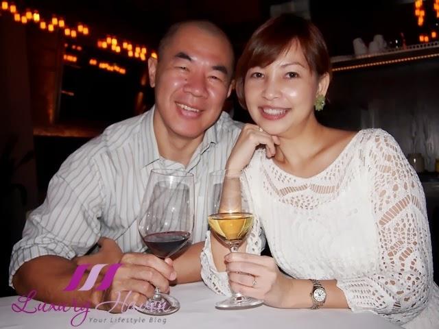 absinthe restaurant wedding anniversary