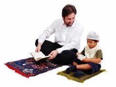 Cara Mendidik Balita Menjadi Anak Yang Sholeh