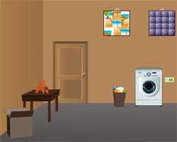 Juegos de Escape Dress Wash Room Escape