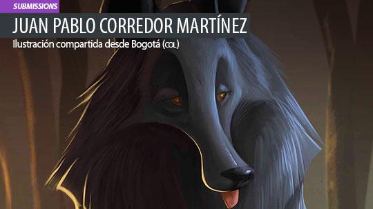 Ilustración. The Belgian Shepherd de Juan Pablo Corredor