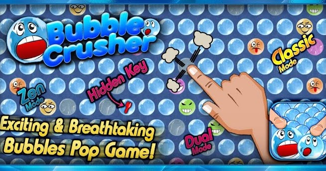 bubble free games