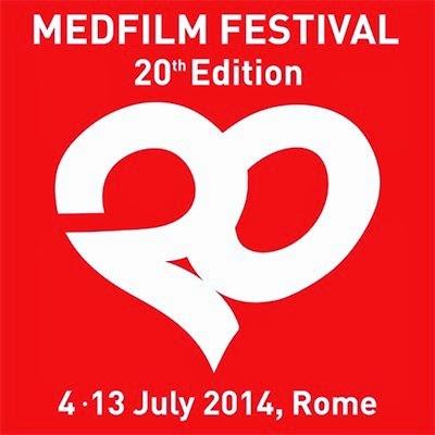 logo del Medfilm festival 20 edizione
