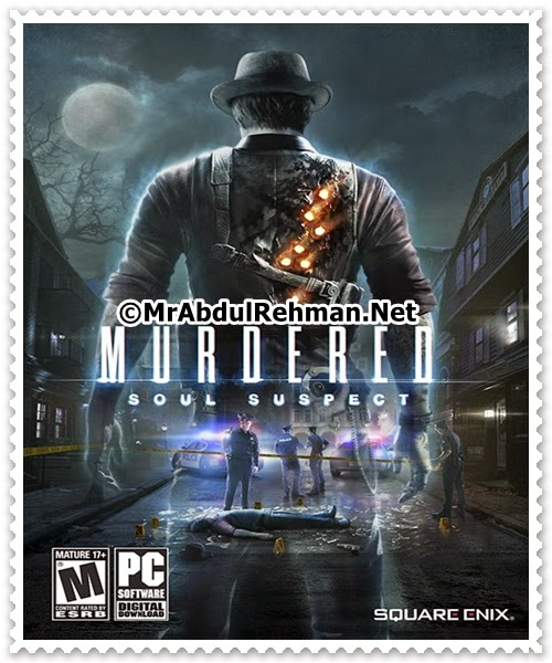 Murdered Soul Suspect PC Game Free Download Full Version