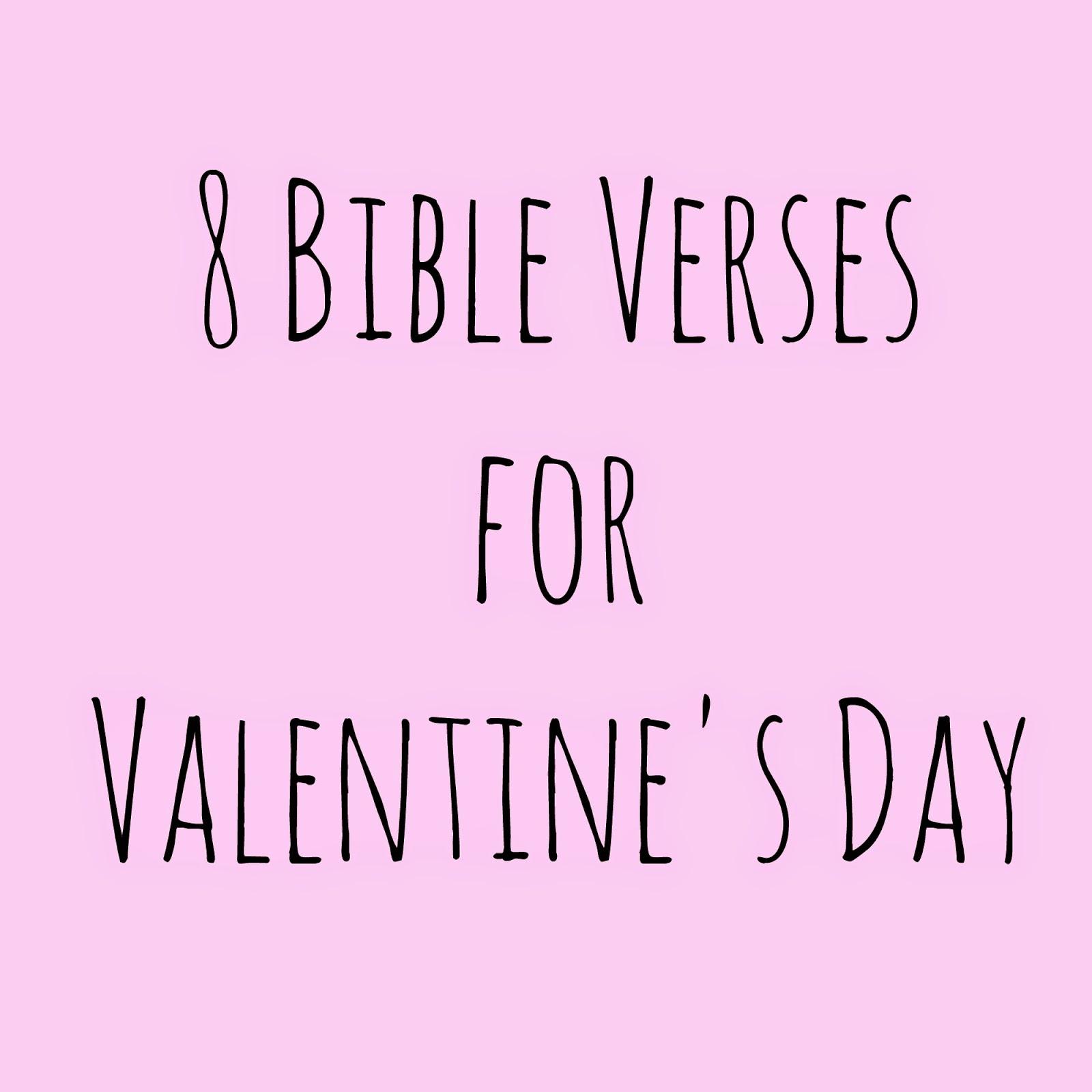 della devoted!: 8 bible verses for valentine's day, Ideas