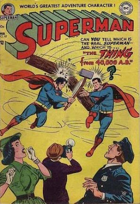 Superman 87 cover