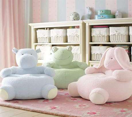 This chair is designed for kids but not only kids that will love with this chair. Everyone will love this cute chair. See for the cute chair design picture ... & Very Comfy and Unique Stuffed Animal Chair Design | Home design ...