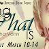 Blog Tour: Book Review and Giveaway: Finding What Is by Tabitha Vohn