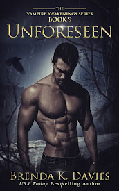 Unforeseen (Vampire Awakenings, Book 9) is now available!