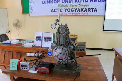 pelatihan injeksi dan modifikasi motor