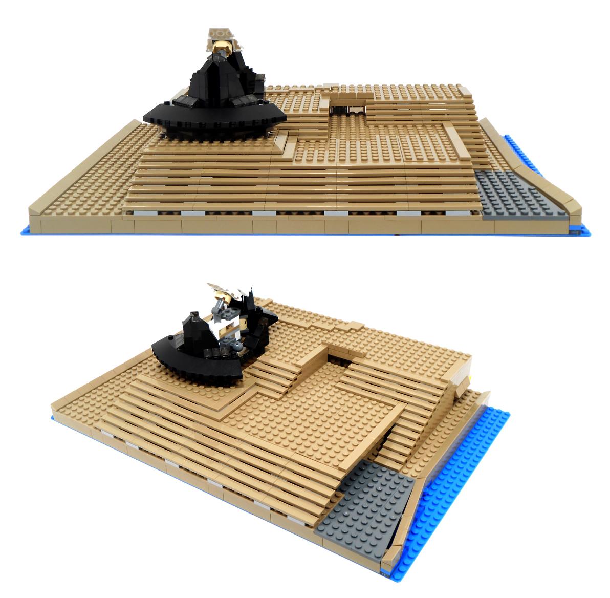 Oz Brick Nation Lego Creator 10234 Sydney Opera House Review