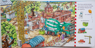 Mein Wimmelbuch - Auf der Baustelle
