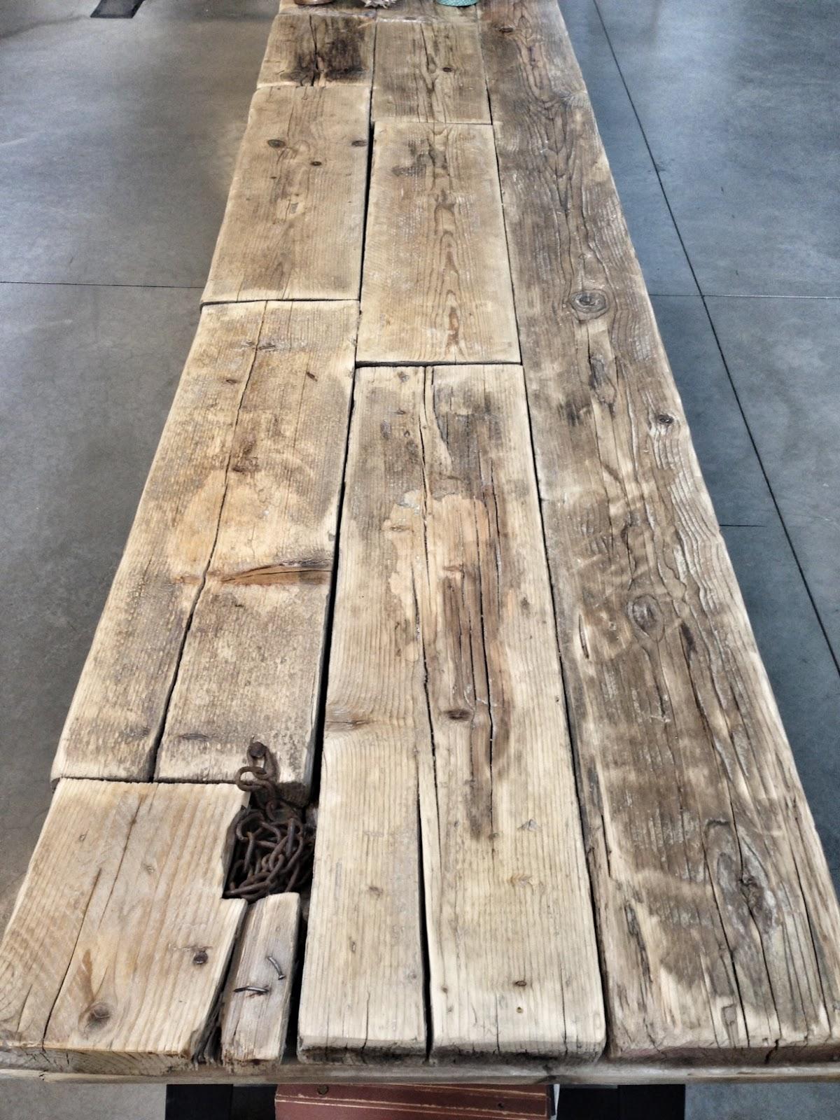 Hunters wood tavolo tetris - Tavole da muratore usate ...