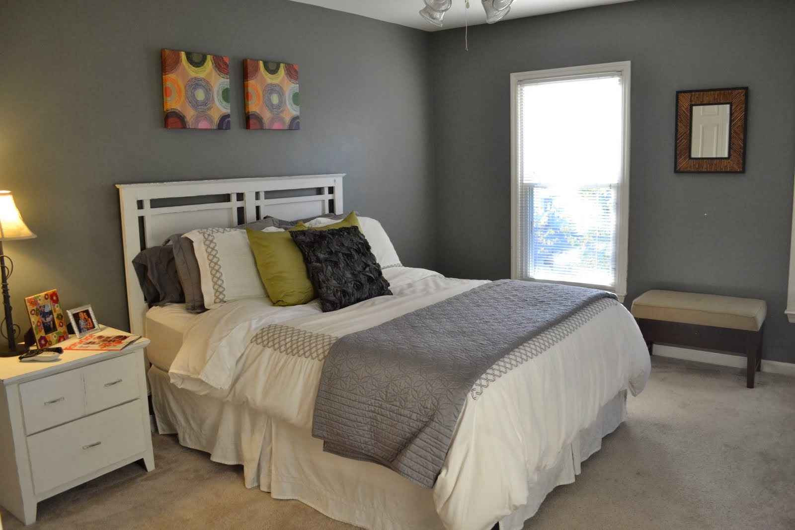 Image gallery sherwin williams cityscape for Cityscape bedroom ideas