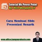 cara, membuat, slide, presentasi, menarik, microsoft, powerpoint, animasi, gambar, bergerak