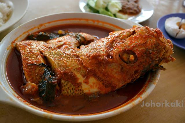Asam-Pedas-Mak-Pon-Parit-Jaw-Muar-Johor