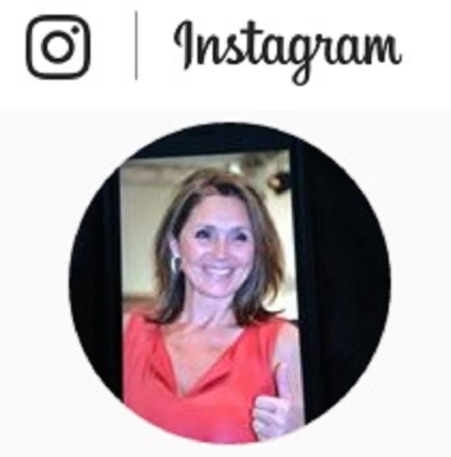 Wendy op Instagram