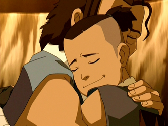 Avatar Father's Day Sokka and Hakoda