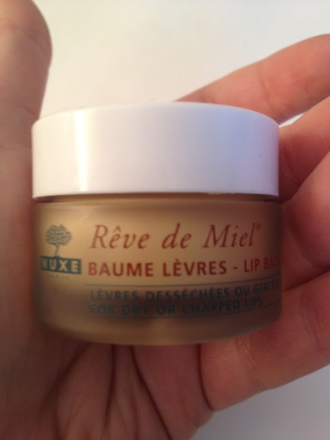 Nuxe Reve de Miel Lip Balm Review & Photos