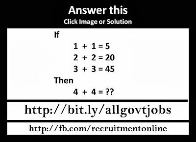 Solve this in 10 Secs