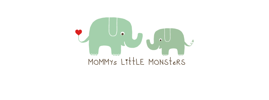 Mommy's little monsters