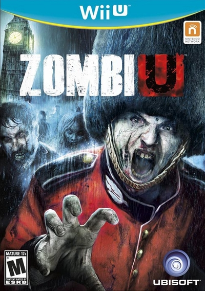 ZombiU Box Art