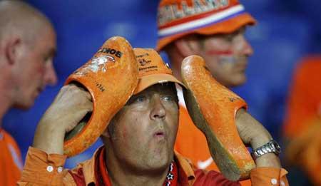 شاهدوا جنون المشجعين بطولة يورو 2012