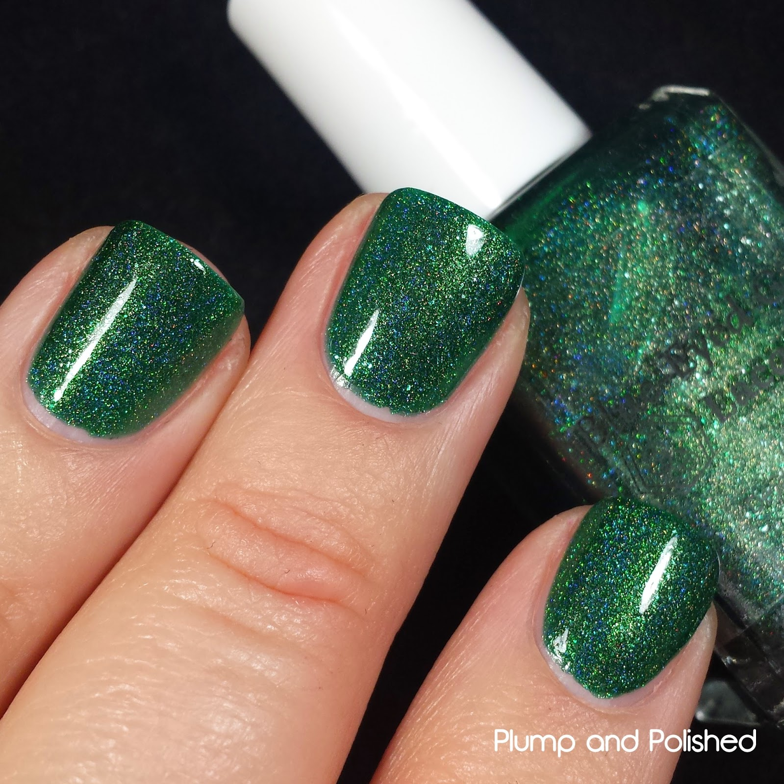 Blue-Eyed Girl Lacquer - Mickey Smith Defending The Earth