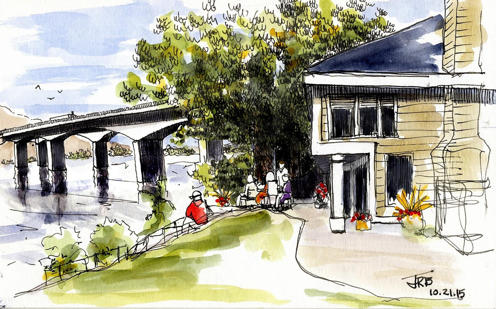 Urban Sketchers Tri Cities Washington