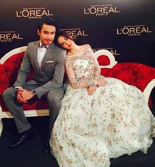 Cantiknya Nur Fathia Dalam Anugerah Drama Festival KL 2014