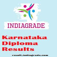 Karnataka Diploma Results 2015 November December