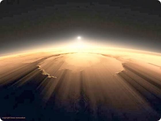 Εκπληκτικές εικόνες από τα ηλιοβασιλέματα στον Άρη που τράβηξαν οι αποστολές της NASA