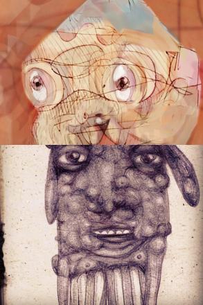 Luis Ricardo dibujos