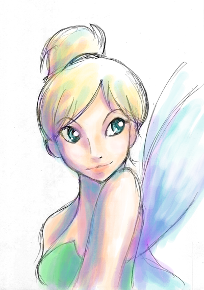 Fly to Neverland with me by RAIRA
