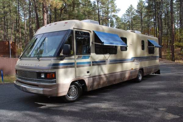 Motorhomes For Sale By Owner >> Used RVs 1990 Winnebago Chieftain RV For Sale by Owner
