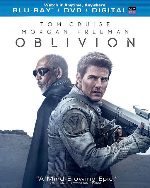Oblivion 2013 Dual Audio Hindi Eng BRRip 300mb 480p ESub